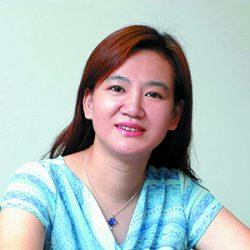 Mrs. Zhu Xiaobo